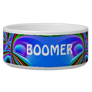 Wild Blue Yonder ~ Dog Bowl
