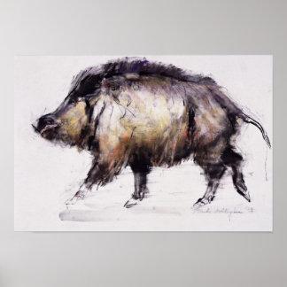 Wild Boar 1999 Poster