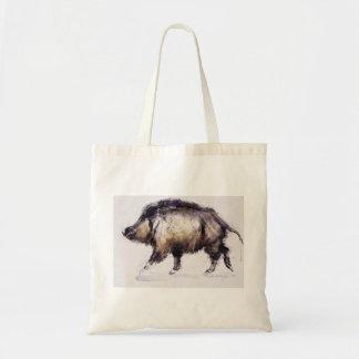 Wild Boar 1999 Tote Bag