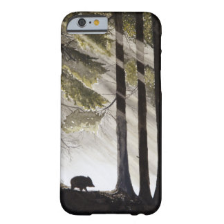 Wild Boar Barely There iPhone 6 Case