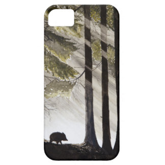Wild Boar iPhone 5 Covers