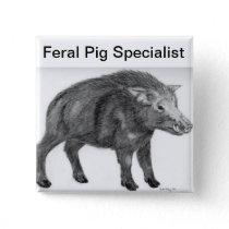 Wild Boar, Defensive Stance Button