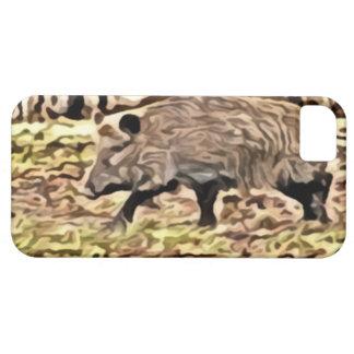 Wild Boar iPhone SE/5/5s Case