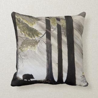 Wild Boar Pillow