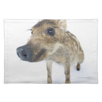 Wild boar placemat