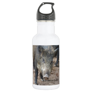 Wild Boar Sierra Espuna Water Bottle