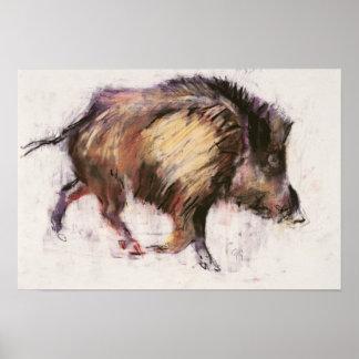 Wild Boar Trotting 1999 Poster
