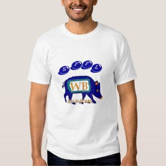 Wild Boars 2008 T-shirt
