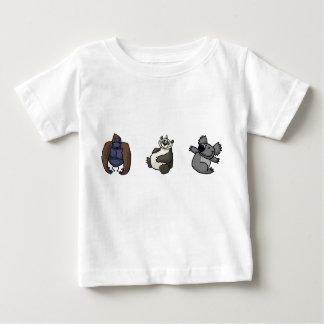 Wild boy! baby T-Shirt