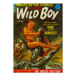 Wild Boy -- Star of the Jungle Poster