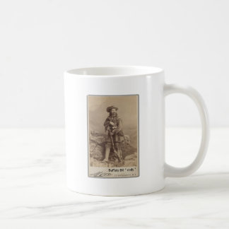 wild buffalo bill cody cabinet photo coffee mug