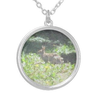 Wild Bunny Necklace