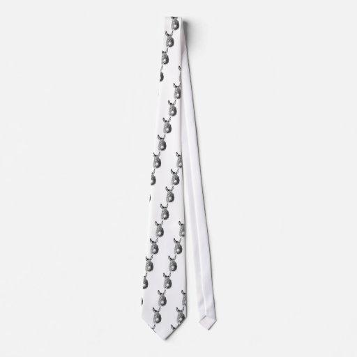 Wild Burro Tie