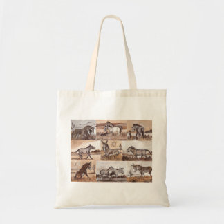 Wild Burros of the Southwest Tote Bag LLMartin