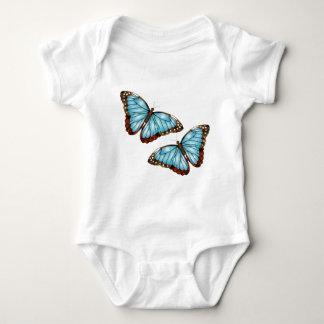 Wild Butterflies Baby Bodysuit