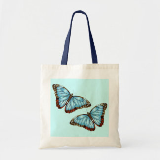 Wild Butterflies Budget Tote Bag