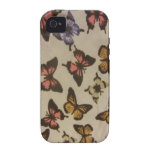 Wild Butterflies iPhone 4 Cover