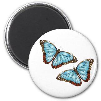 Wild Butterflies Magnet