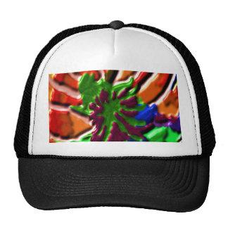wild CACTUS cacti Green Exotic Flower Green Pocket Hat