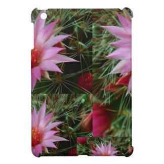 Wild CACTUS Flower Show :  Exotic Pink Greetings iPad Mini Case