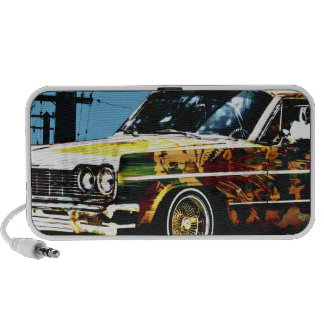 Wild Caddy iPod Speaker
