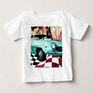Wild Car - Alfa CricketDiane Art & Design Baby T-Shirt
