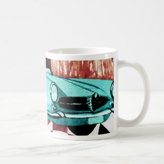 Wild Car - Alfa CricketDiane Art & Design Coffee Mug
