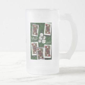 Wild Card Coffee Mugs