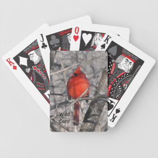 Wild Card Playing Cards