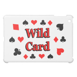 Wild Card Poker Cover For The iPad Mini