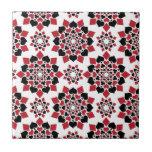 Wild Cards Ceramic Tiles