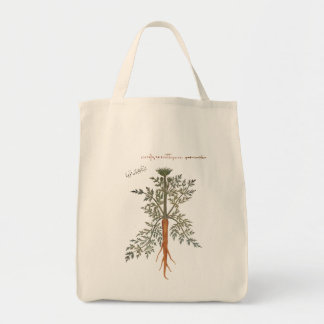 Wild Carrot Tote Bags
