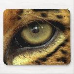 Wild Cat Jaguar Wildlife Art Mousepad