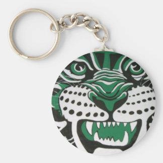 Wild Cat Keychain