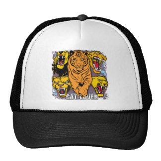 Wild Cat Lover Hats