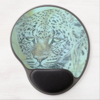Wild Cat Mouse Pad Gel Mouse Pad
