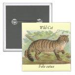 Wild Cat Pins