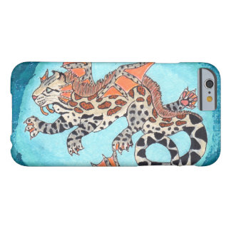 Wild Cat Sea Monster Barely There iPhone 6 Case
