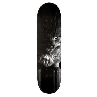Wild Cat Skateboard Deck