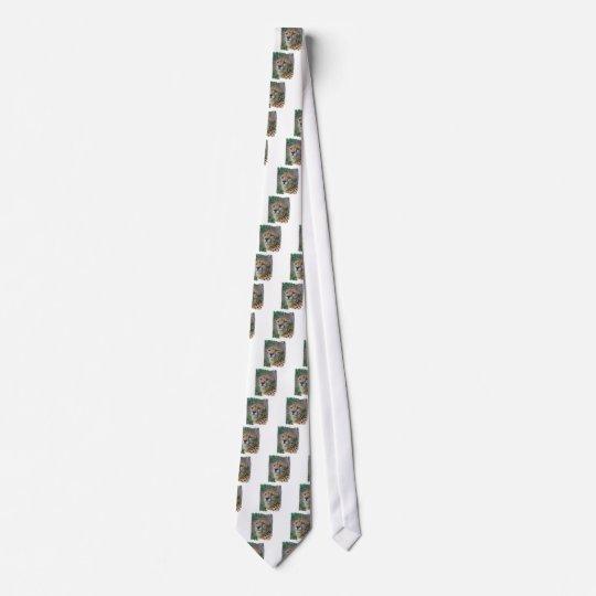 Wild Cheetah Necktie