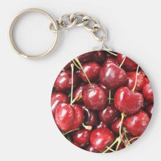 Wild Cherries Keychain