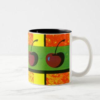 Wild Cherries mug