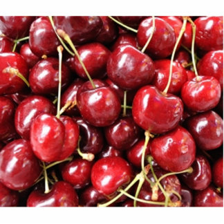 Wild Cherries Cut Out