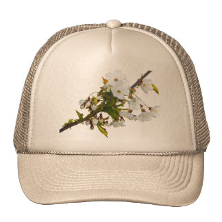 Wild Cherry Blossom Hat