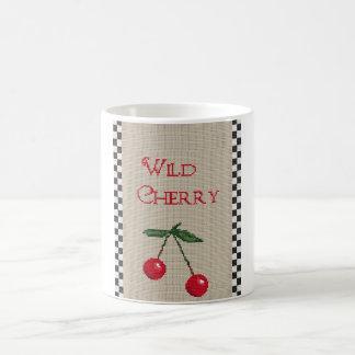 Wild Cherry Coffee Mug Tea Kitchen Decor