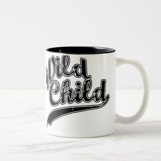 Wild Child $17.95 Two Toned Coffee Mug