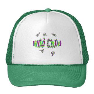 wild child 2 trucker hat