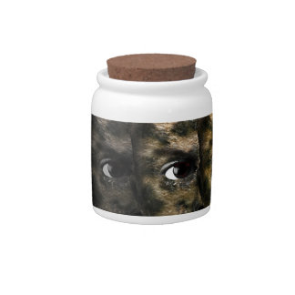 Wild child candy jar