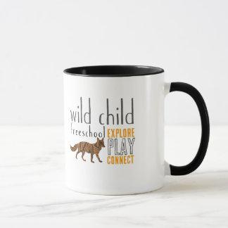 Wild Child Fox Mug