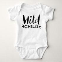 Wild Child Infant Shirt